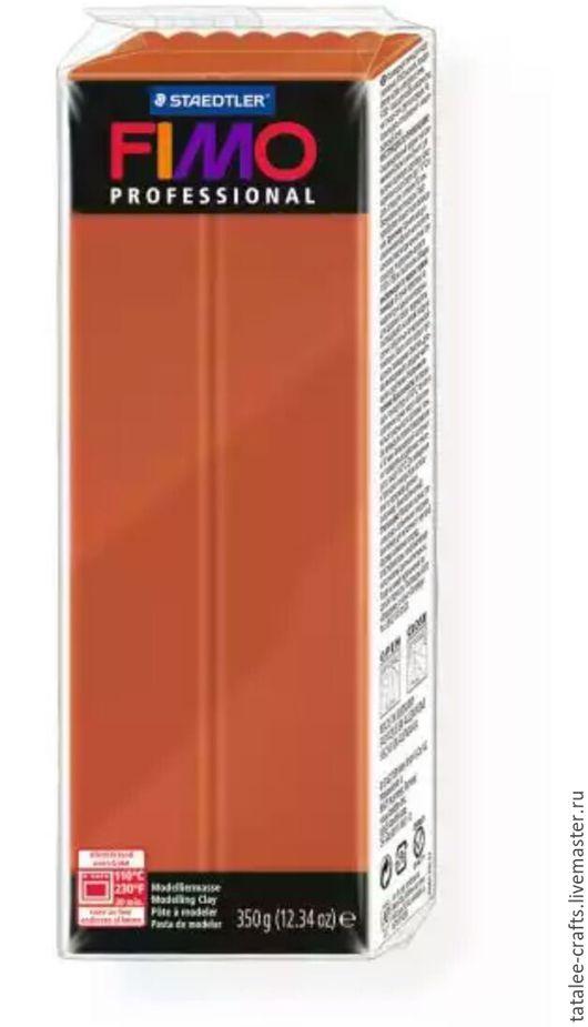 Для украшений ручной работы. Ярмарка Мастеров - ручная работа. Купить (23, 29, 200, 210, 74, 77) - Fimo Professional, 350 гр. Handmade.