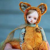 Куклы и игрушки ручной работы. Ярмарка Мастеров - ручная работа Рассветная ты любовь моя.... Handmade.