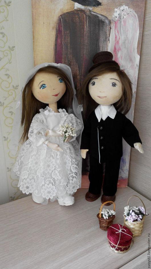 жених и невеста. Антипова Елена
