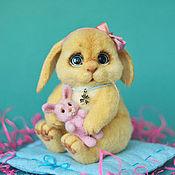 Куклы и игрушки ручной работы. Ярмарка Мастеров - ручная работа Тася. Handmade.