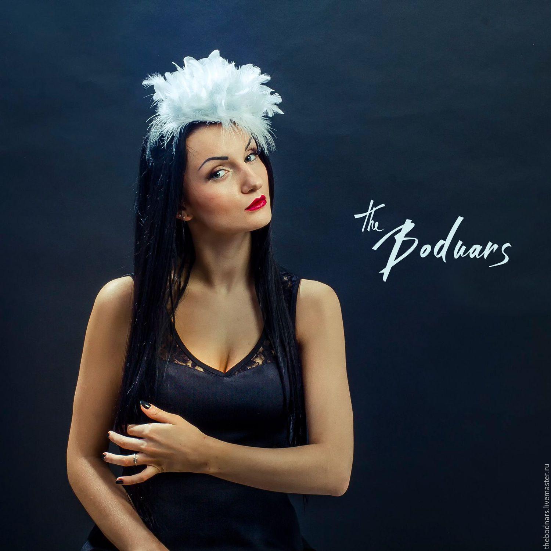 Шляпка-вуалетка киев мастер класс пошагово #11