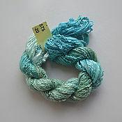 Материалы для творчества handmade. Livemaster - original item Mix of silk threads (№20). Handmade.