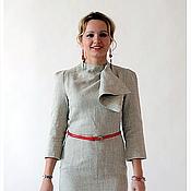 Одежда ручной работы. Ярмарка Мастеров - ручная работа Платье ПЛ-0009. Handmade.
