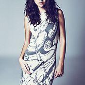 Платья ручной работы. Ярмарка Мастеров - ручная работа Платье дизайнерское. Handmade.