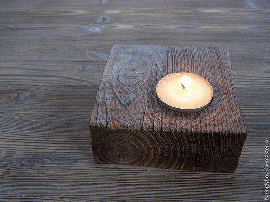 Подсвечник из дерева. подсвечник деревянный. Деревянный подсвечник. Необычный подсвечник. Маленький подсвечник. Подсвечники. Деревянный подсвечники.Квадратный