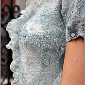 """Одежда ручной работы. Ярмарка Мастеров - ручная работа Платье валяное """"Нежность"""". Handmade."""