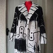 """Одежда ручной работы. Ярмарка Мастеров - ручная работа Пальто """"Этническое"""". Handmade."""