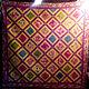 Текстиль, ковры ручной работы. Ярмарка Мастеров - ручная работа. Купить Лоскутное покрывало. Handmade. Лоскутное покрывало, свадебный подарок