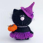 Куклы и игрушки handmade. Livemaster - original item Pussy Witch. Handmade.