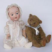 Куклы и игрушки ручной работы. Ярмарка Мастеров - ручная работа Алёша в матроске. Handmade.