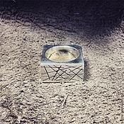 """Кольца ручной работы. Ярмарка Мастеров - ручная работа Кольцо из серебра """"Planescape"""". Handmade."""