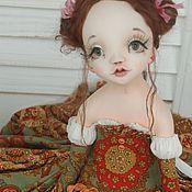 Куклы и игрушки ручной работы. Ярмарка Мастеров - ручная работа Будуарная кукла. Ася.. Handmade.