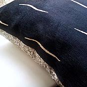 Для дома и интерьера ручной работы. Ярмарка Мастеров - ручная работа Подушка большая. Handmade.
