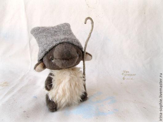 Мишки Тедди ручной работы. Ярмарка Мастеров - ручная работа. Купить Горный овэц. Тедди барашек.. Handmade. Коричневый, барашек