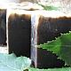 """Мыло ручной работы. Ярмарка Мастеров - ручная работа. Купить """"Авиценна"""" дегтярно-лавровое  мыло с нуля.. Handmade. Тёмно-зелёный"""