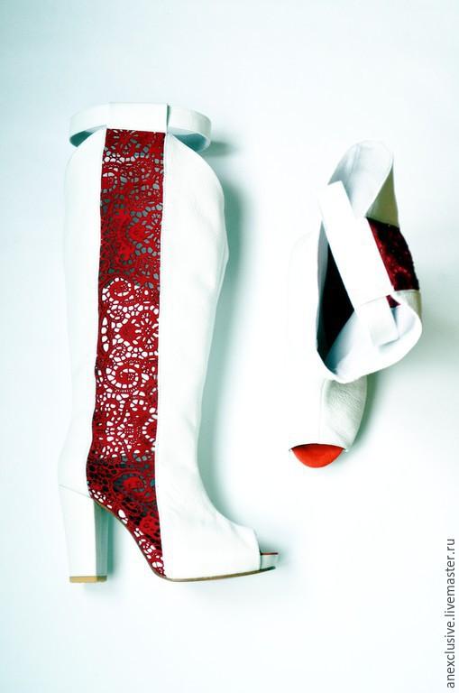 Summer boots 'Miro' 2, High Boots, St. Petersburg,  Фото №1