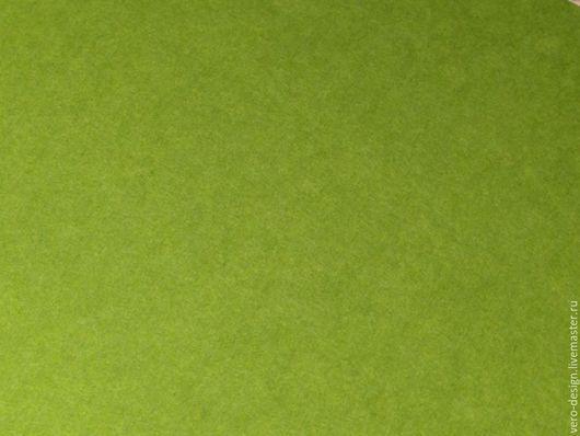 Открытки и скрапбукинг ручной работы. Ярмарка Мастеров - ручная работа. Купить Кардсток для скрапбукинга, цвет Оливковый, 240 г, 30 Х 30 см. Handmade.
