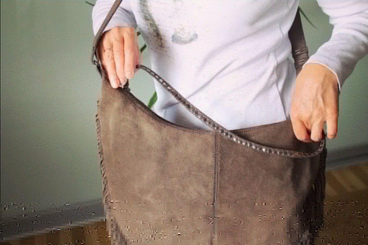 Женские сумки ручной работы. Ярмарка Мастеров - ручная работа. Купить Сумка с бахромой. Handmade. Сумка кожаная