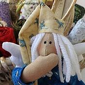 Куклы и игрушки ручной работы. Ярмарка Мастеров - ручная работа Сонный ангел (Тильда Сплюшка). Handmade.