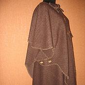 Одежда ручной работы. Ярмарка Мастеров - ручная работа Палантин-жилет в стиле бохо ,большие размеры.. Handmade.