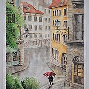 Картины и панно ручной работы. Ярмарка Мастеров - ручная работа Швейцария. Handmade.