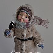 Куклы и игрушки ручной работы. Ярмарка Мастеров - ручная работа Эскимо. Handmade.