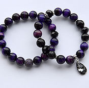 Украшения handmade. Livemaster - original item A set of jewelry