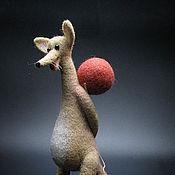 Куклы и игрушки ручной работы. Ярмарка Мастеров - ручная работа Снифф. Handmade.
