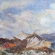 Картины и панно ручной работы. Ярмарка Мастеров - ручная работа на ветру. Handmade.
