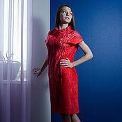 """Одежда ручной работы. Ярмарка Мастеров - ручная работа Женское платье""""Великолепное...""""Коктельное платье. Вечернее платье.. Handmade."""