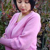 Одежда handmade. Livemaster - original item Jumper Pink dreams. Handmade.