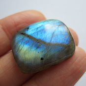 Материалы для творчества handmade. Livemaster - original item Labradorite. Cabochon №78. Handmade.