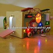 Куклы и игрушки handmade. Livemaster - original item Developing Light Gaming