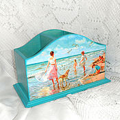 Канцелярские товары handmade. Livemaster - original item Pencil boat trip. Handmade.