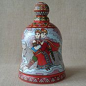 Русский стиль handmade. Livemaster - original item Bell