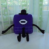 Мягкие игрушки ручной работы. Ярмарка Мастеров - ручная работа Тэд Стрендж мини ( Гравити Фолз). Handmade.