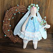 Куклы и игрушки ручной работы. Ярмарка Мастеров - ручная работа Весенняя Зайчиха. Handmade.