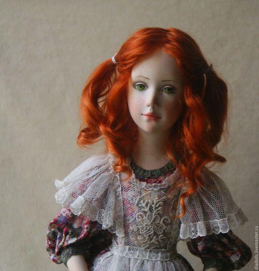 Коллекционные куклы ручной работы. Ярмарка Мастеров - ручная работа. Купить Поллианна. Handmade. Комбинированный, единственный экземпляр