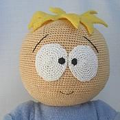 Куклы и игрушки ручной работы. Ярмарка Мастеров - ручная работа Баттерс. Handmade.