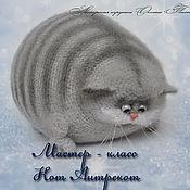 Материалы для творчества handmade. Livemaster - original item Master-class cat Steak. Handmade.