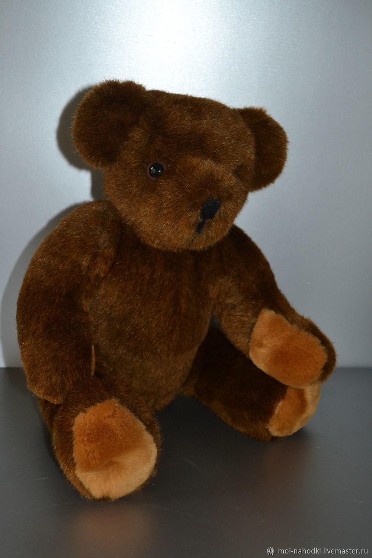Медведь Hermann, 46 см, Мягкие игрушки, Франкфурт-на-Майне,  Фото №1