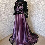 Платья ручной работы. Ярмарка Мастеров - ручная работа Вечернее платье. Handmade.