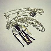 Украшения ручной работы. Ярмарка Мастеров - ручная работа Крылья ангела. Handmade.