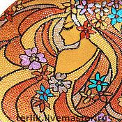 """Посуда ручной работы. Ярмарка Мастеров - ручная работа Тарелка декоративная """"Женская логика"""". Handmade."""