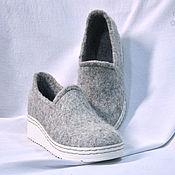 Обувь ручной работы. Ярмарка Мастеров - ручная работа Туфли летние. Handmade.