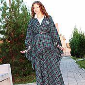 Одежда handmade. Livemaster - original item Poncho-scarf,