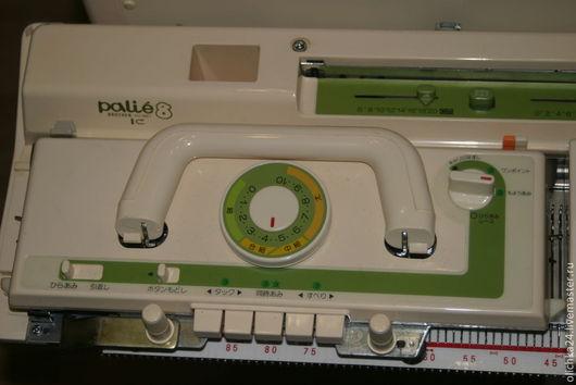 Вязание ручной работы. Ярмарка Мастеров - ручная работа. Купить Вязальная машина Brother 881. Handmade. Вязальная машина, пластик