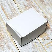 Материалы для творчества handmade. Livemaster - original item A cardboard box. Handmade.