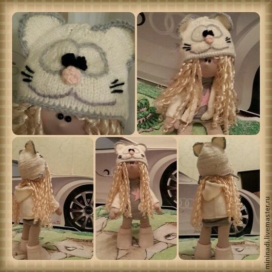 Куклы Тильды ручной работы. Ярмарка Мастеров - ручная работа. Купить Кукла Варяша. Handmade. Интерьерная кукла, Снежка