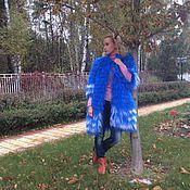 """Одежда ручной работы. Ярмарка Мастеров - ручная работа Шуба из ламы """" Прикольная """". Handmade."""